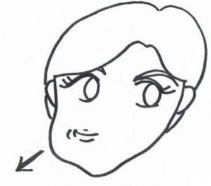 顔の体操3